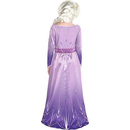 Child Act 1 Elsa Costume - Frozen 2 Image #3