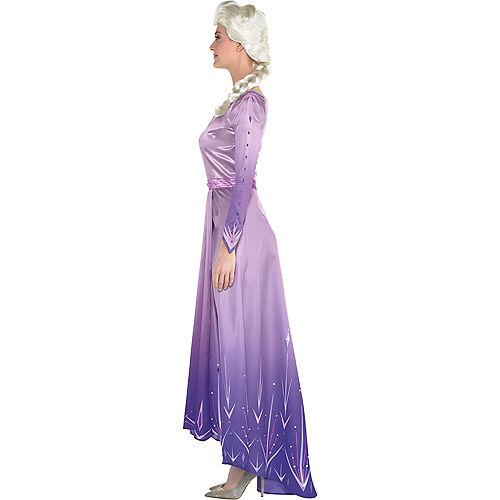 Adult Act 1 Elsa Costume - Frozen 2 Image #2