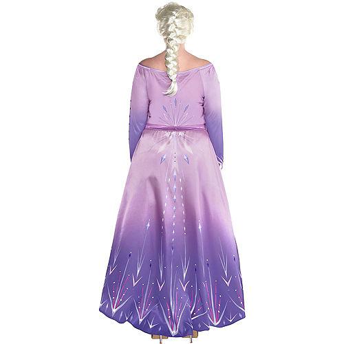 Adult Act 1 Elsa Costume Plus Size - Frozen 2 Image #3