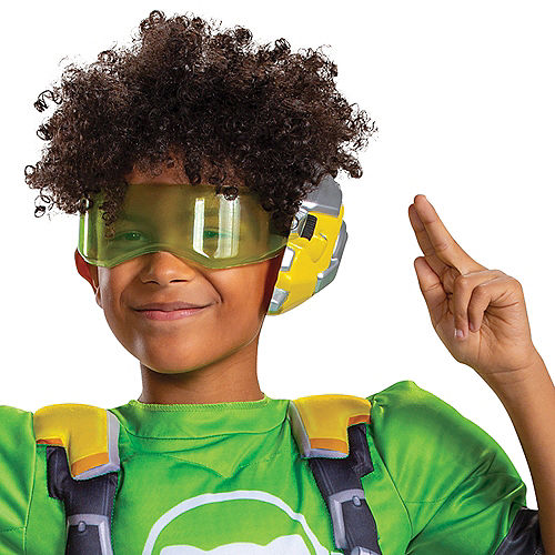 Child Lucio Muscle Costume - Overwatch Image #2