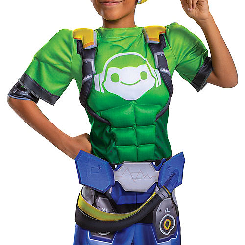 Child Lucio Muscle Costume - Overwatch Image #3