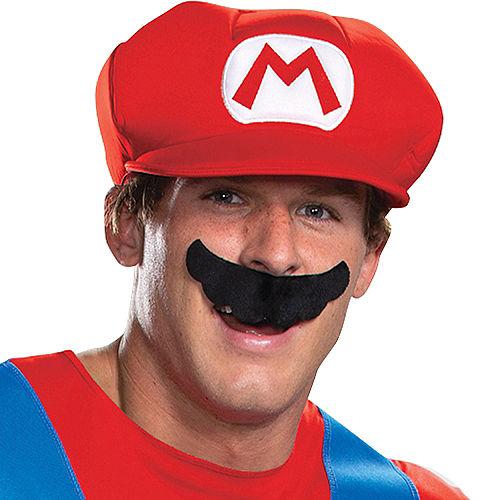Adult Mario Costume - Super Mario Brothers Image #3