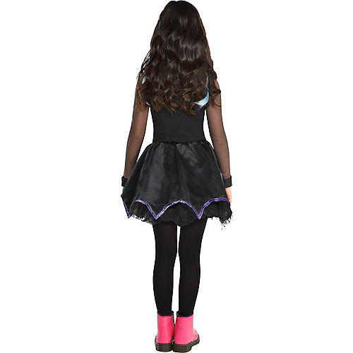 Child Trendy Day of the Dead Costume Image #3