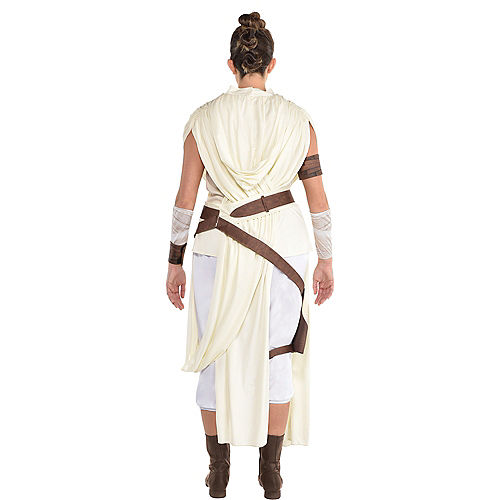 Adult Rey Costume Plus Size - Star Wars 9 The Rise of Skywalker Image #3