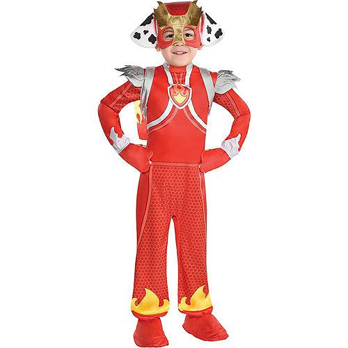 Child Marshall Costume - PAW Patrol Mighty Pups Image #1