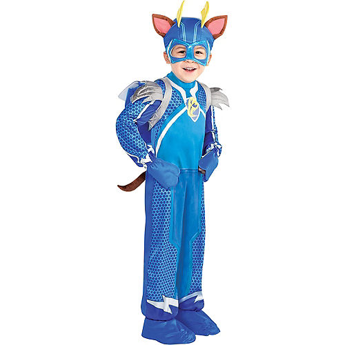 Child Chase Costume - PAW Patrol Mighty Pups Image #1