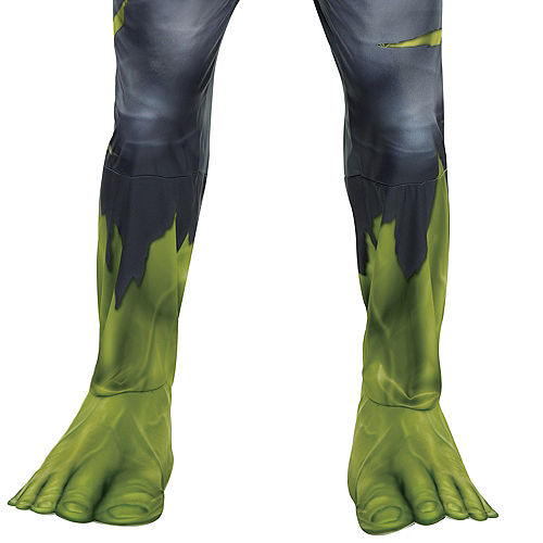 Adult Hulk Muscle Costume - Avengers: Endgame Image #4