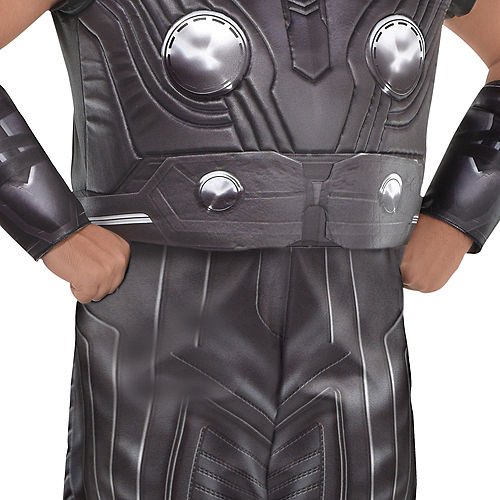Adult Thor Muscle Costume Plus Size - Avengers: Endgame Image #3