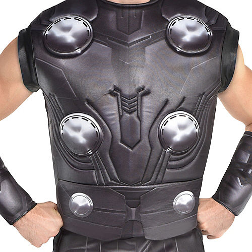 Adult Thor Muscle Costume - Avengers: Endgame Image #2