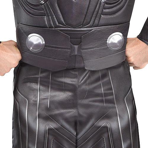 Adult Thor Muscle Costume - Avengers: Endgame Image #3