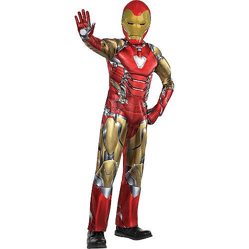 Child Iron Man Muscle Costume - Avengers: Endgame Image #1