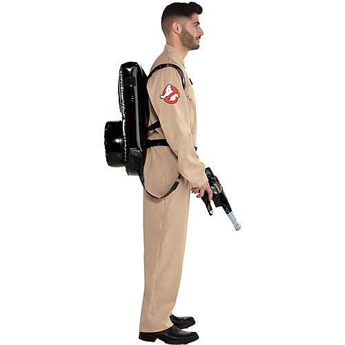 Adult Ghostbusters Deluxe Costume with Proton Pack Image #2