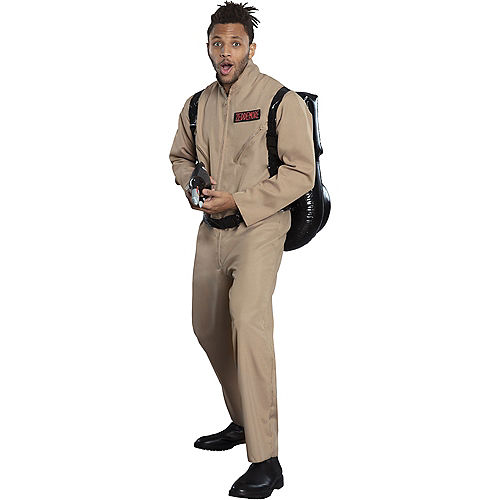 Adult Ghostbusters Deluxe Costume with Proton Pack Image #3