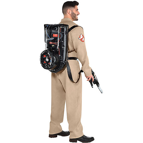 Adult Ghostbusters Deluxe Costume with Proton Pack Image #4