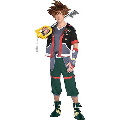 Adult Sora Costume - Kingdom Hearts Image #1
