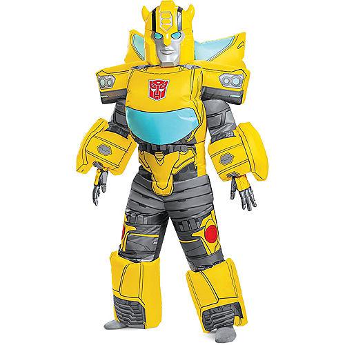 Child Inflatable Bumblebee Costume Image #1