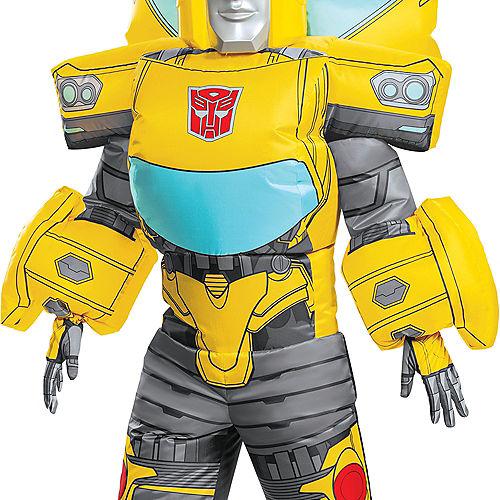 Child Inflatable Bumblebee Costume Image #3