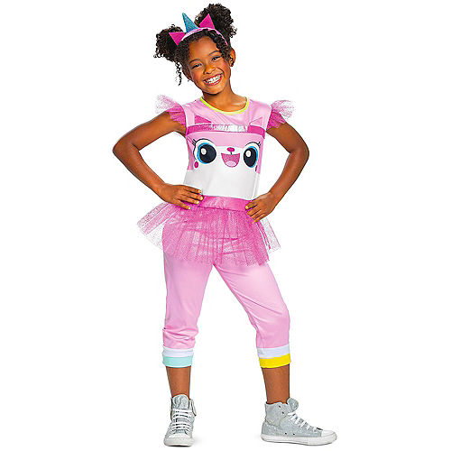 Child Unikitty Costume - The LEGO Movie 2: The Second Part Image #1