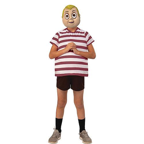 Child Pugsley Addams Costume - The Addams Family Animated Movie Image #1