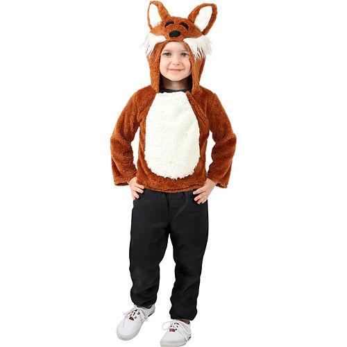 Toddler Fox Hoodie Image #1