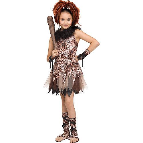 Child Cave Cutie Costume Image #1