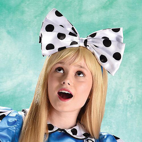 Child Curious Alice Costume Image #2
