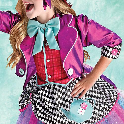 Child Eccentric Hatter Costume Image #3