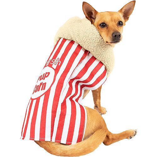 Fresh Pup-Corn Dog Costume Image #1