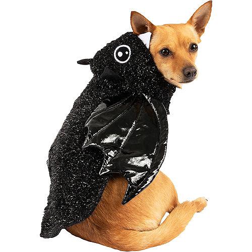 Black Bat Dog Costume Image #1