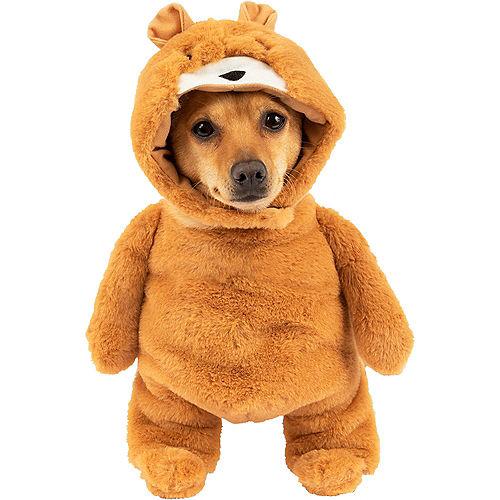 Brown Bear Dog Costume Image #1