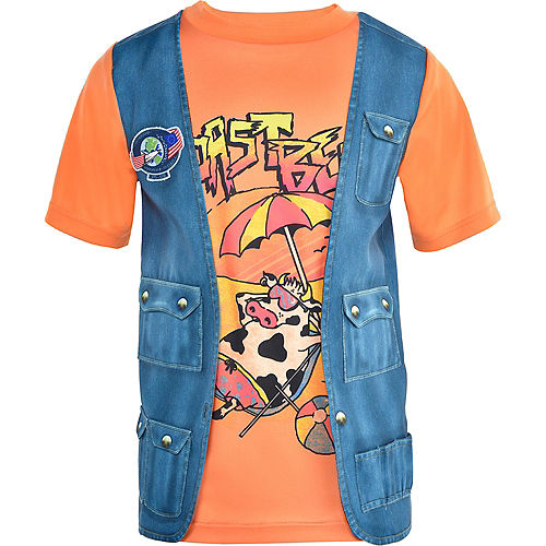 Child Dustin Roast Beef Costume Accessory Kit - Stranger Things Image #2