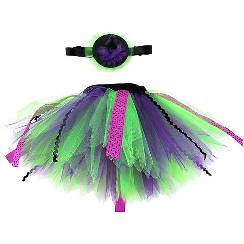 Baby Witch Costume Accessory Kit Image #1