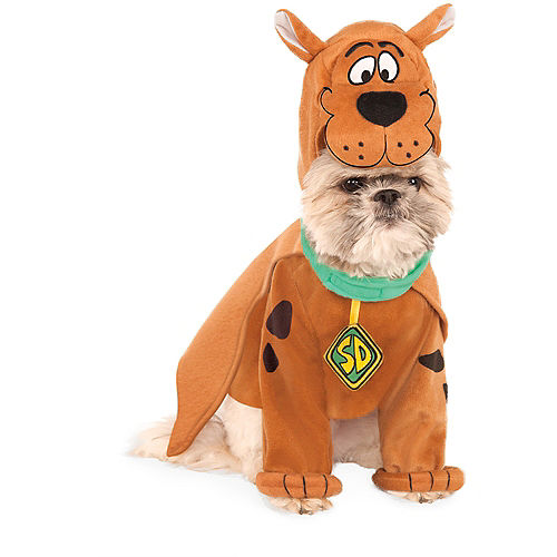 Scooby Doo Dog Costume Image #1