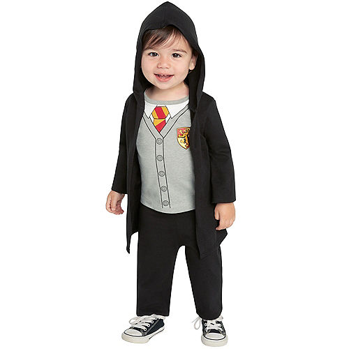 Baby Lil Hogs Wizard Costume - Harry Potter Image #3
