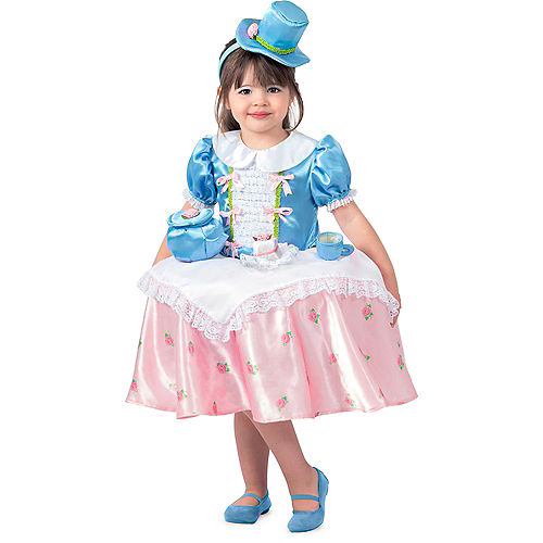 Child Tea Party Table Top Costume Image #1