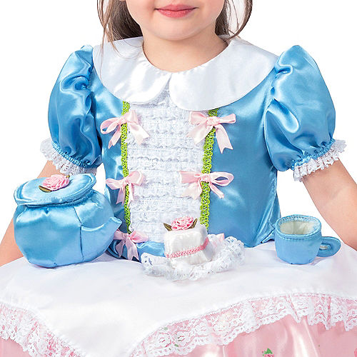Child Tea Party Table Top Costume Image #3