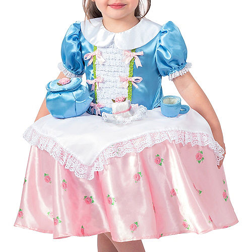 Child Tea Party Table Top Costume Image #4