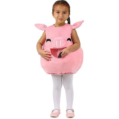 Child Feed Me Piggy Costume Image #1