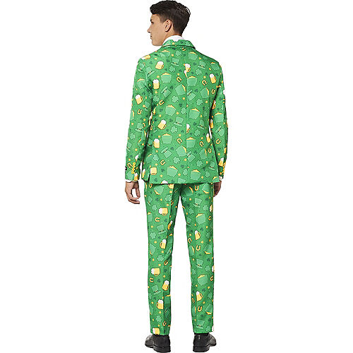 St. Patrick's Day Lucky Beer Suit Image #2