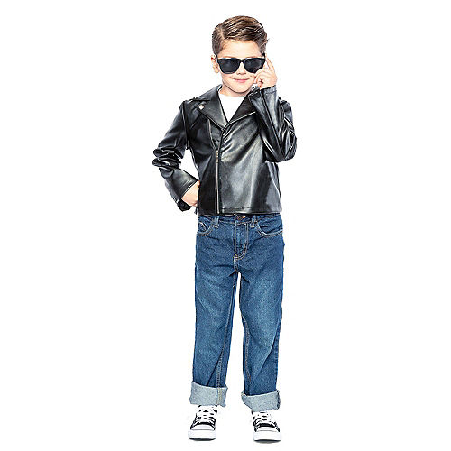 Child 50s Greaser Costume Image #1