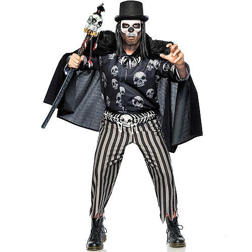 Adult Voodoo Legba Costume Image #1