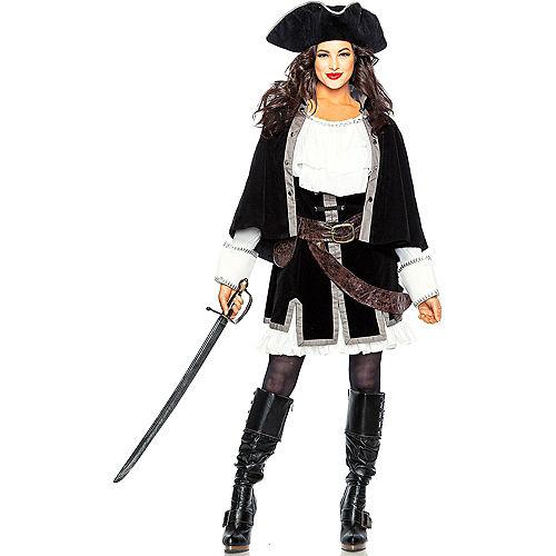 Adult Sailor Captain Costume Image #1