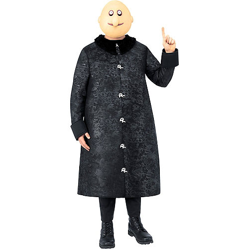 Adult Uncle Fester Costume - The Addams Family Animated Movie Image #1