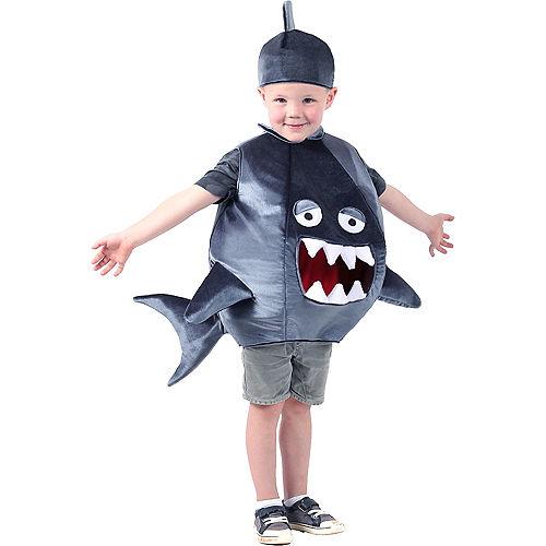 Child Feed Me Shark Costume Image #1