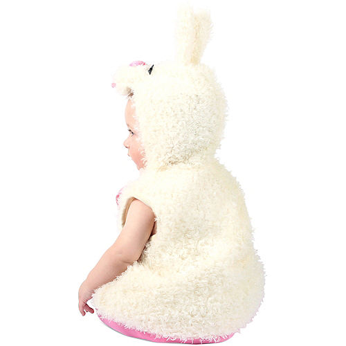 Nav Item for Baby Gingham Bunny Costume Image #2