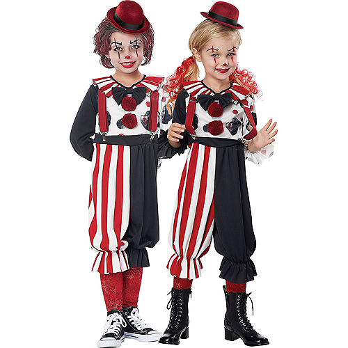 Clown Halloween Costume