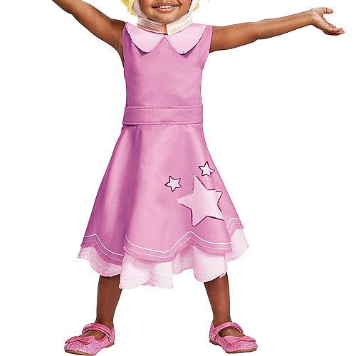Toddler Miss Piggy Costume - Muppet Babies Image #3