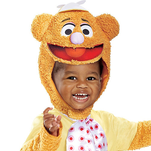 Toddler Fozzie Bear Costume - Muppet Babies Image #2