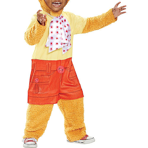 Toddler Fozzie Bear Costume - Muppet Babies Image #4