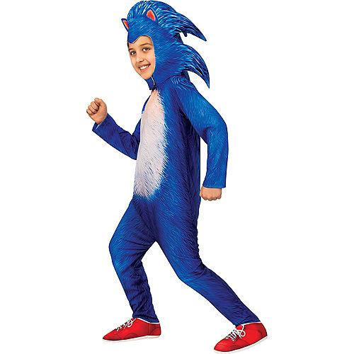 Child Sonic Costume Image #1